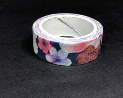 Washi Tape - Japonese Flowers