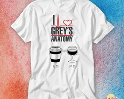 "Camiseta "" Greys Anatomy"""