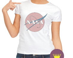 Camiseta Babylook NASA 02