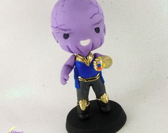 Thanos (Avengers - Infinity War) - Toy em Biscuit