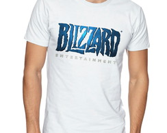 Camiseta Camisa Blizzard Entertainment