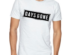 Camiseta Camisa Days Gone