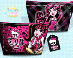 Necessaire Personalizada Monster High