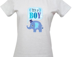 Camiseta Grávida Its a Boy