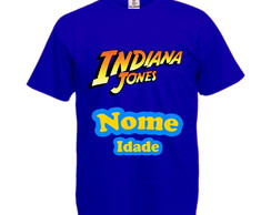 Camisa Camiseta Blusa Indiana Jones