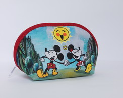 Necessaire Oval Mickey