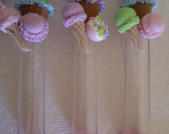 Tubete - Doces - Candy Party