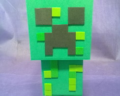 Creeper Minecraft - Modelo Simples