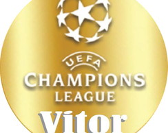 Tag Champions League dourada