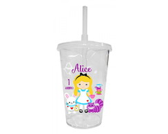 Copo twister Alice