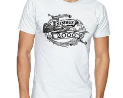 Camiseta Camisa Harry Potter Nimbus 2000