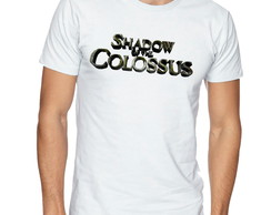 Camiseta Camisa Shadow of the Colossus
