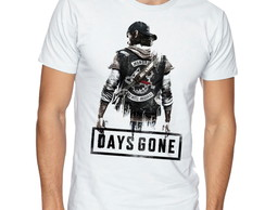 Camiseta Camisa Jogo Days Gone art.