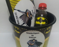 Kit cinema personalizado batman