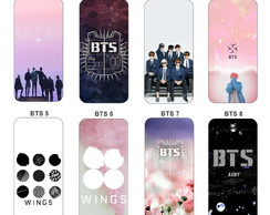 Capa Capinha Case BTS Bangtan Boys Galaxy S5 S5 New Edition