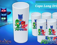 Copo Long Drink - PJ Masks