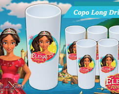 Copo Long Drink - Elena de Avalor