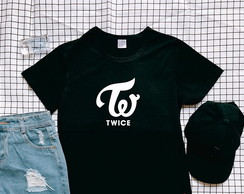 Camiseta Twice -Kpop