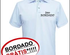 Sob consulta  Camisa Polo Personalizada com Bordado a50a7f5620f1a