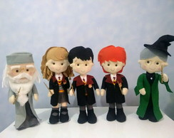Kit personagens Harry Potter