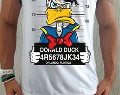 Camiseta Regata Longa Pato Donald Thug Estilo Nine no Elo7 ... a64c9486b99