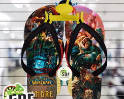 Chinelo World WarCraft