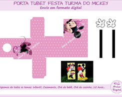 Festa Turma do Mickey - Porta Tubet