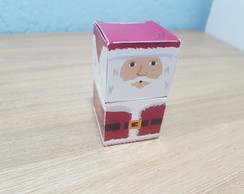 Cube Craft Papai Noel