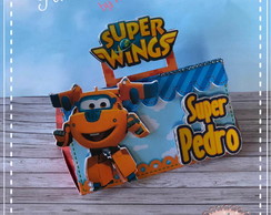 Caixa Scallop Super Wings