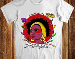 37e0d5ea42 ... camiseta mariele franco
