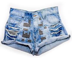 Shorts de Verão  3218284520c03