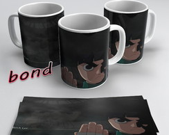 Caneca Rock Lee