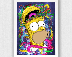 Quadro Homer The Simpsons