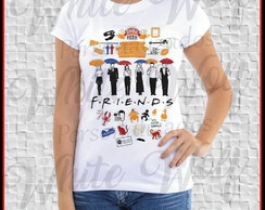 Baby look da Serie Friends