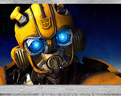 Painel Bumblebee Transformers - Frete Grátis.