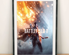 Quadro Poster Game Battlefield 1