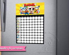 Quadro do Incentivo Mickey Mouse