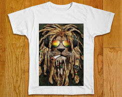 Camiseta Divertida Reggae