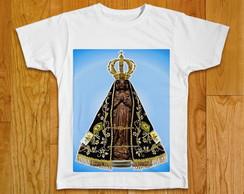 Camiseta Da Nossa Senhora Elo7