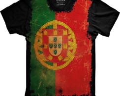 5b3cc049e2 ... Camiseta Bandeira Portugal