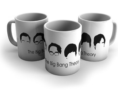 Caneca The Big Gang Theory 02