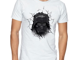 Camiseta Camisa Star Wars Darth Vader