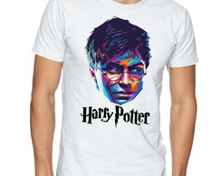 Camiseta Camisa Harry Potter / Art. Harry