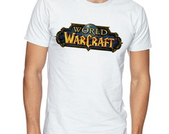 Camiseta Camisa World of Warcraft