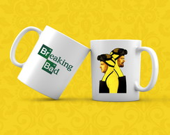 Caneca - Breaking Bad