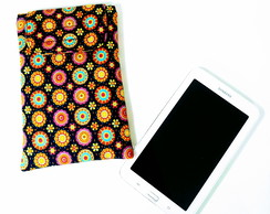 Porta Kindle / Porta Tablet Floral