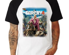 Camiseta Raglan Far Cry 4