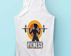 Camiseta Regata Fitness
