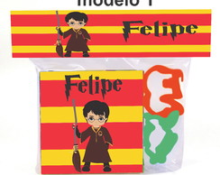 massinha e 2 cortador-Harry Potter-Modelo 1
