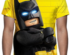 Camiseta Lego Batman - Estampa Total